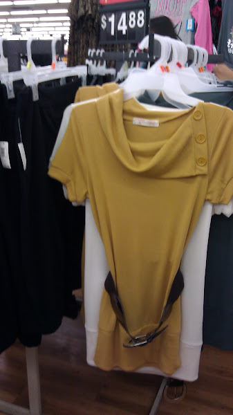 Photo: I love that Walmart is now carrying cute styles for a great price.