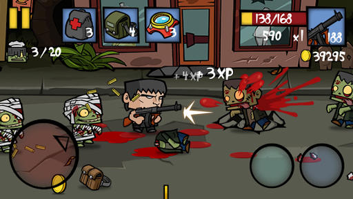 Zombie Age 2: The Last Stand screenshot 3