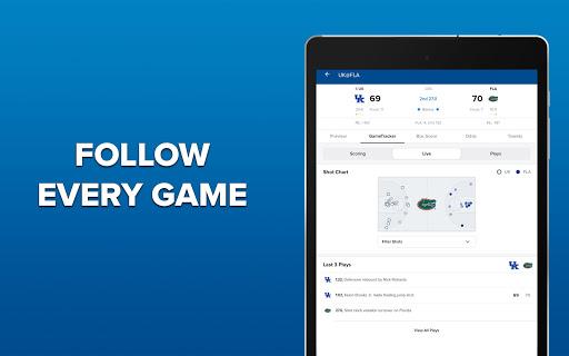 CBS Sports App - Scores, News, Stats & Watch Live 9.75 Screenshots 10