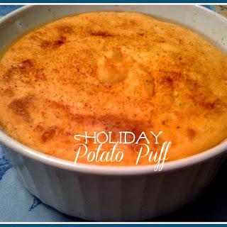 Holiday Potato Puff!