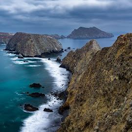 Channel Islands National Park by Evver Gonzalez - Landscapes Travel ( sunrise, ventura, anacapa, santa barbara, island, california, channel islands )