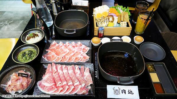 肉魂 鑄鐵料理。引進正統--關西式壽喜燒,讓你免飛日本即可享受,台中美食餐廳的新潮流吃法,你跟上了嗎?