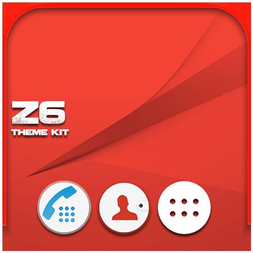 個人化App|Z6 Theme Kit LOGO-3C達人阿輝的APP