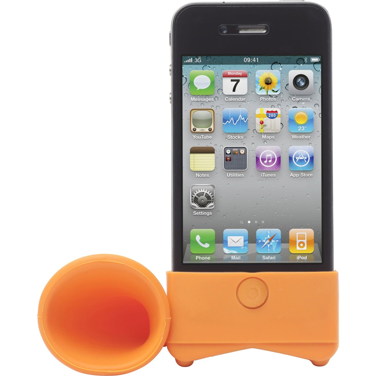 Smartphone Silicone Speaker