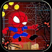 SPIDER RANGER MAN 1
