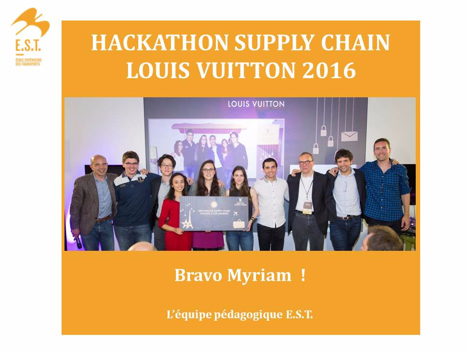 Hackathon Supply chain
