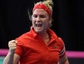 Bonaventure verovert de titel op ITF-toernooi van Andrezieux