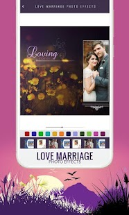Love Marriage Photo Effects - náhled