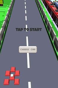 Retro Racing 3D screenshot 0