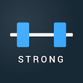 Strong: Exercise Gym Log, 5x5