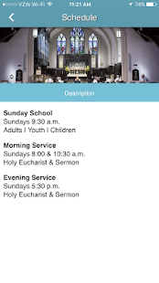 Grace-St. Luke's Episcopal- screenshot thumbnail