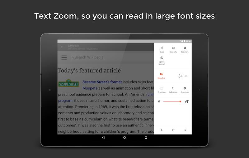 Hermit • Lite Apps Browser Screenshot 10