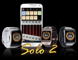 Screenshot of Solo 2 (was Guitar Solo Lite)