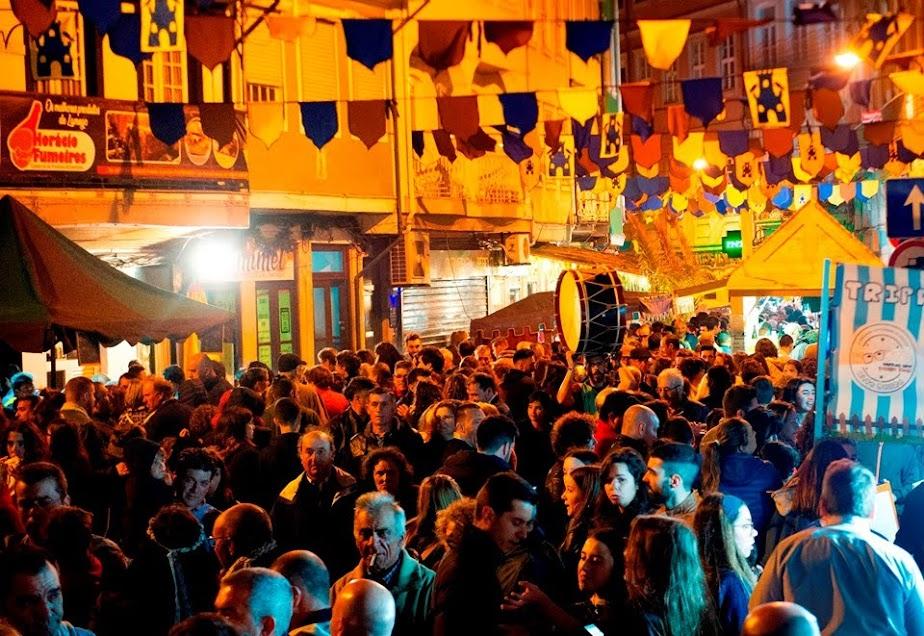Feira Medieval de Lamego conquistou a adesão de milhares de pessoas