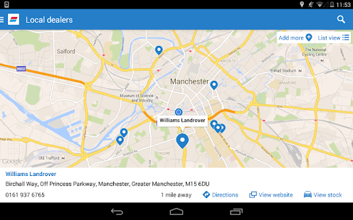 Auto Trader - New & used cars- screenshot thumbnail