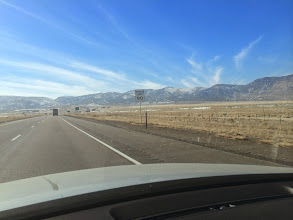Photo: Safe and sane driving in Utah!