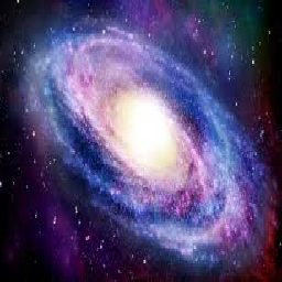 Purple Anime Girl Wallpaper Galaxy Nova Skin