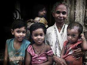 Photo: In India