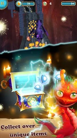 android Dragon Rise: Run 3D Game Screenshot 8