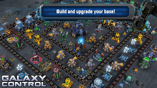 Galaxy Control: 3D strategy  screenshots 12