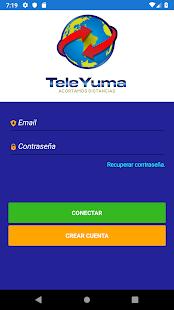 TeleYuma - náhled