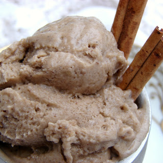 Easy Banana Chai Ice Cream