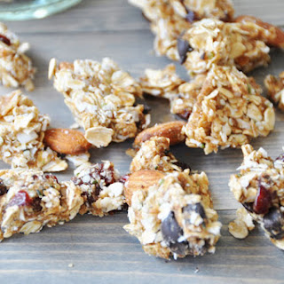 No Bake Cherry Chocolate Granola.
