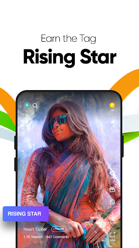 Roposo - India's own video app screenshots 5