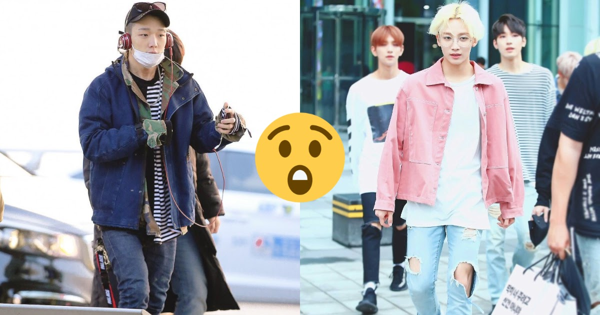 15 Male K Pop Idols You May Not Have Known Are The Same Height Koreaboo