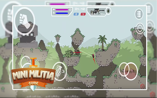 Télécharger Gratuit Hints For Mini Militia Doodle Army 2020 APK MOD (Astuce) screenshots 5