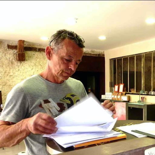 philippe moure artisan béton ciré