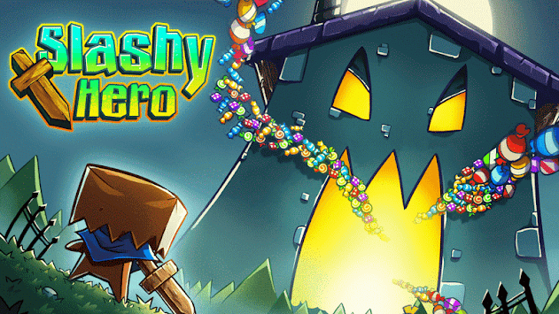 Slashy Hero APK screenshot thumbnail 1