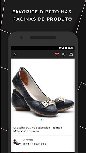 Zattini: Loja de Roupas da Moda Inverno e Calçados screenshot