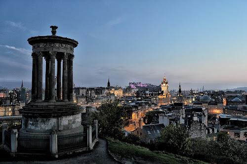 Una notte a Edimburgo di matteocapirola