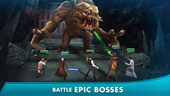 Star Wars™: Galaxy of Heroes Mod 0.20.643856 Apk [Unlimited Money] 4
