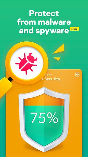 Kaspersky Mobile Antivirus: AppLock & Web Security 11.32.4.2464 screenshots 1