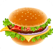 Feeding Burger