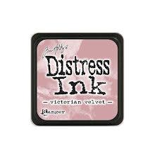 Tim Holtz Distress Mini Ink Pad - Victorian Velvet