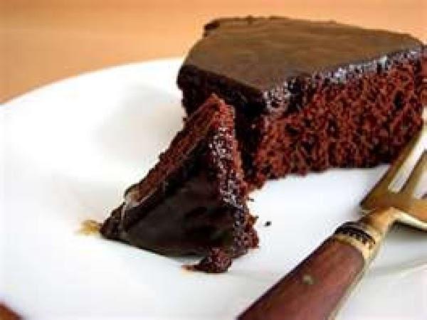 Chocolate Soda Cake Recipe
