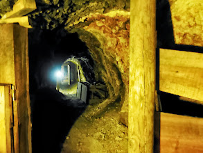 Photo: In 1878, Olaf Seim and James Nelson started digging this mine during the Black Hills Gold Rush.