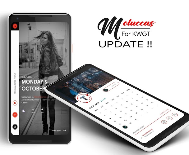 Download Moluccas For KWGT APK latest version App by Tonie
