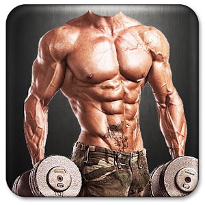 Gym Body Photo Maker