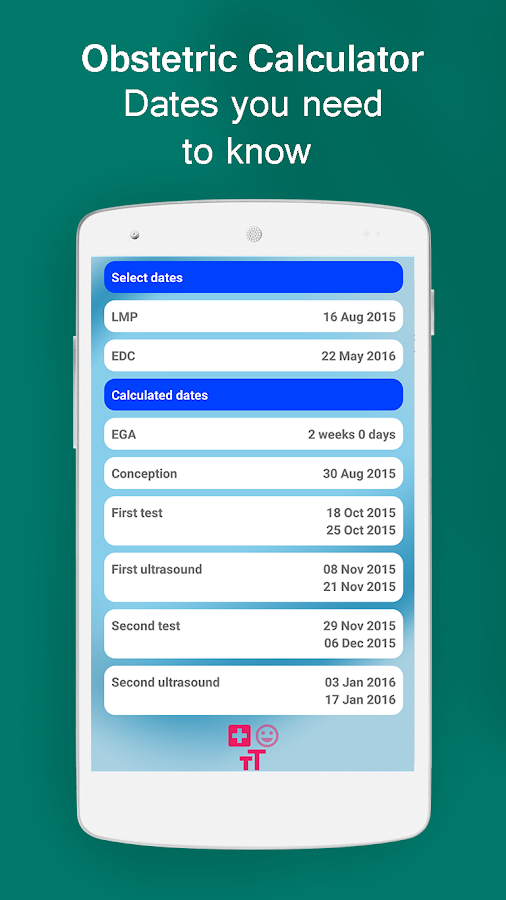 ob dating by lmp Ob wheels review: updated ob wheel app  an excellent medical app designed to assist providers in dating  a calculator based on last menstrual period.