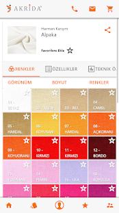 Akrida Tekstil - náhled