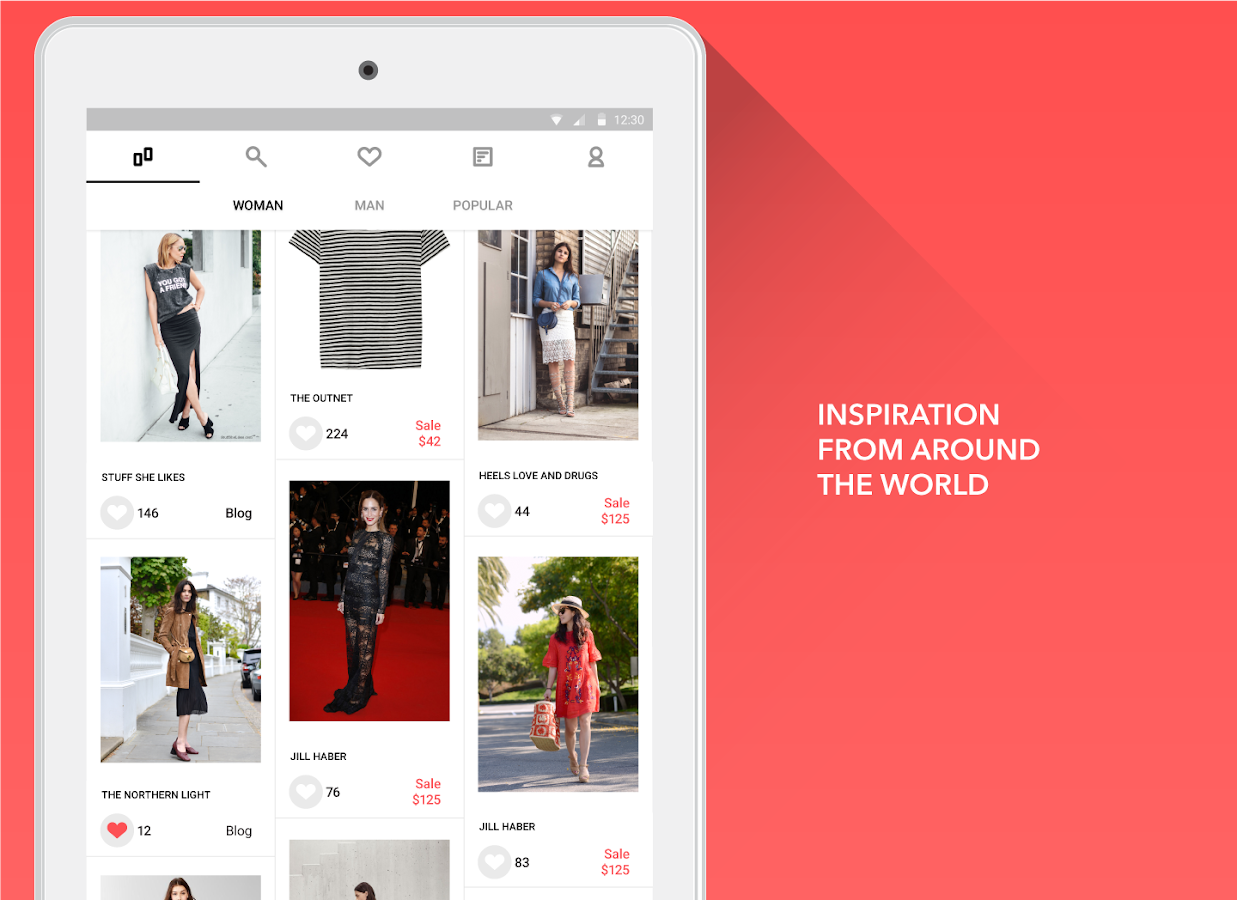 Gleam - Discover & Shop - screenshot