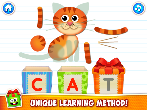 Baby ABC in box Kids alphabet games for toddlers android2mod screenshots 9