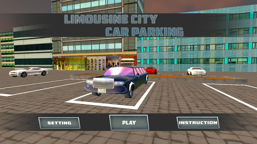 Limousine City Car Parking
