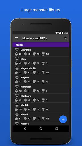 BattleTrack - Initiative Tracker apktram screenshots 3