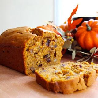 Pumpkin Spice Cake.