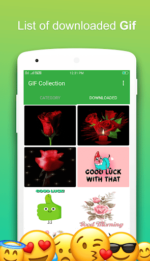 GIF For WhatsApp 2.0.8 screenshots 2